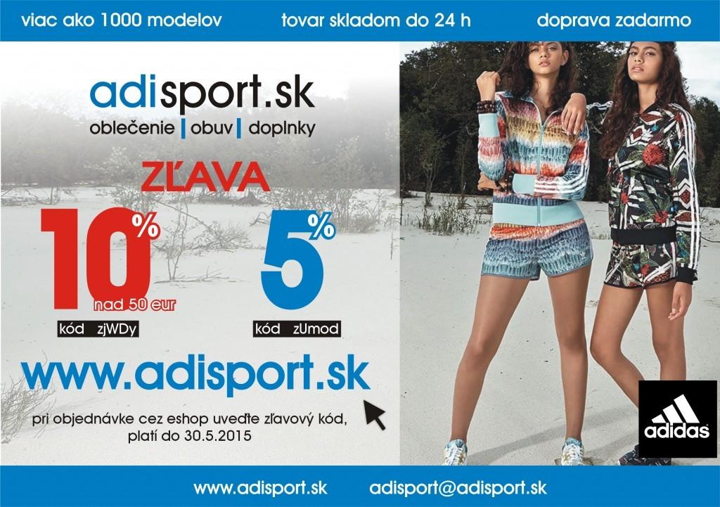 adisport zľavy